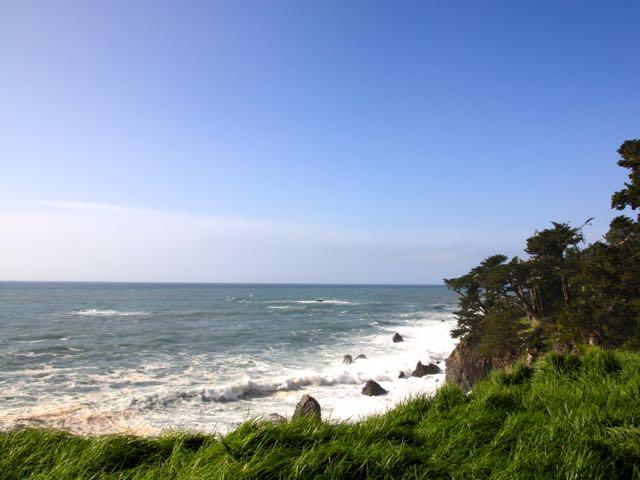 エサレンマッサージ ビックサーの海岸