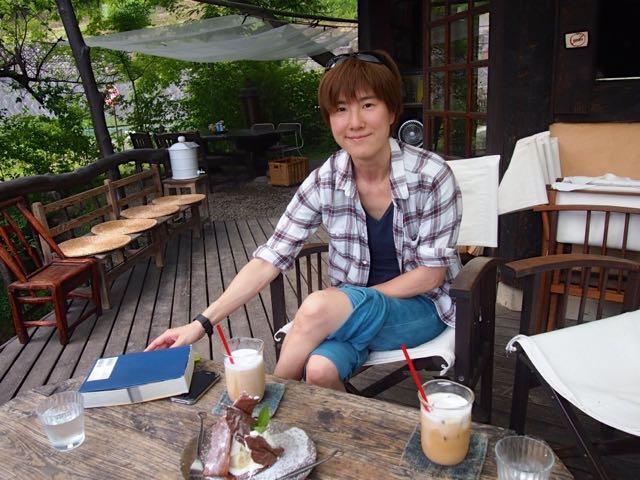 エサレンボディワーク認定ティーチャーの近藤真紀子さん