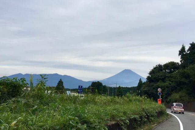 次回は富士山登るぞ!